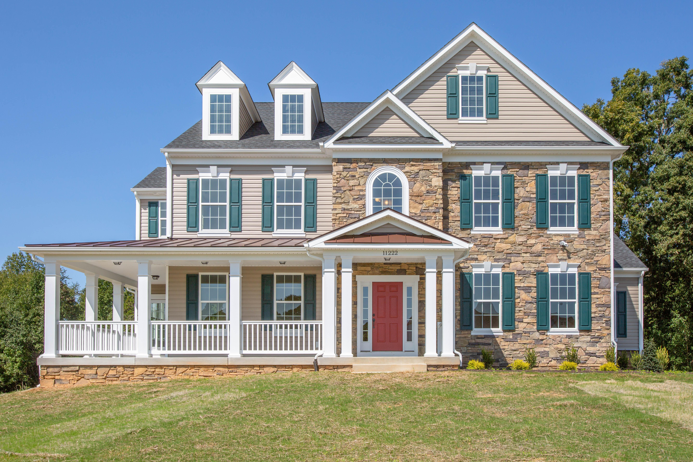 washington home design exterior
