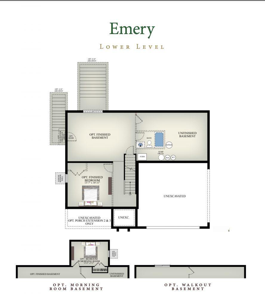 Emery Plan Lower Level